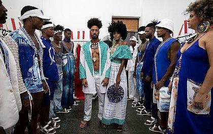 Looks inspirados no Cortejo Afro