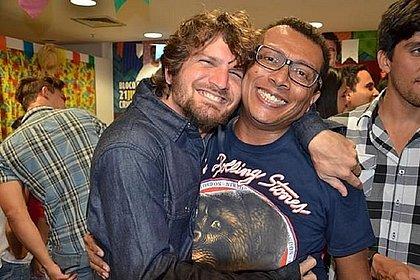 Baú do Marrom: eu e Saulo pelo mundo com pizza, guardanapo e Messi