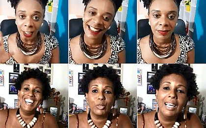 'Vai muito além de tecidos', diz Madá, da Negrif, marca do Afro Fashion Day