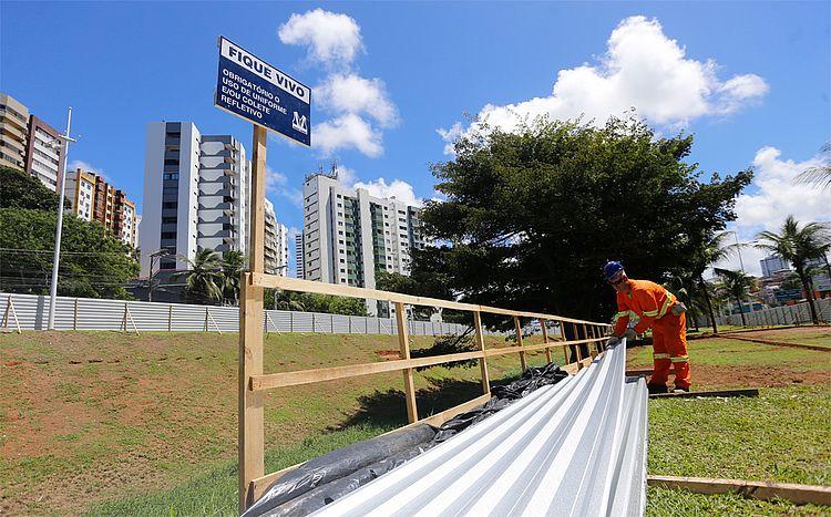 Região que vai receber BRT tem 340 mil passageiros