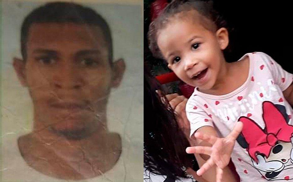 Facção tortura e executa suspeito de estuprar e matar enteada de 2 anos