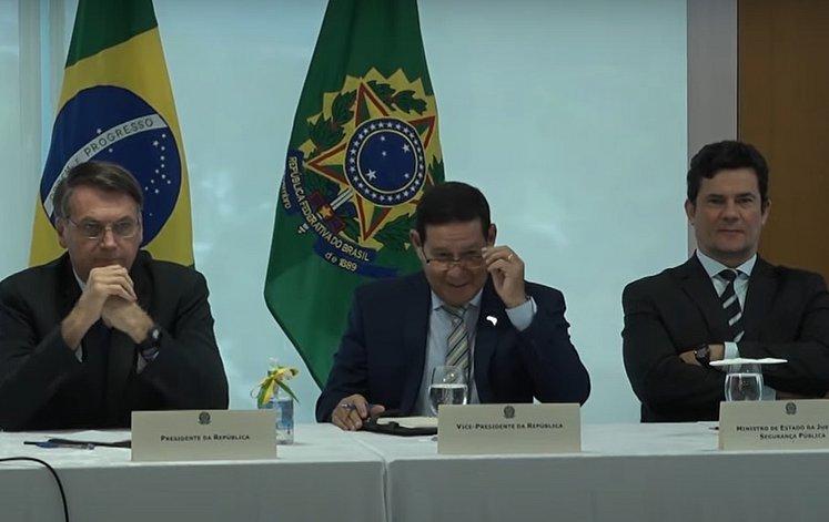 reunião ministerial