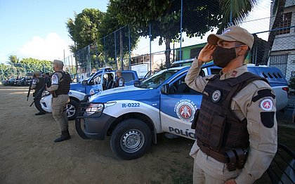 Com 530 militares, PM inicia ocupação no bairro de Valéria