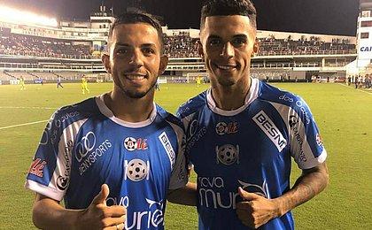 Bahia contrata o irmão gêmeo do volante Flávio: Fernando Medeiros