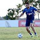 Gilberto tem contrato apenas até o fim da temporada e pode deixar o Bahia de graça ao fim do Brasileirão