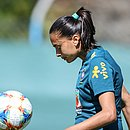 Com lesão na coxa, Andressa Alves desfalca o Brasil contra a Itália