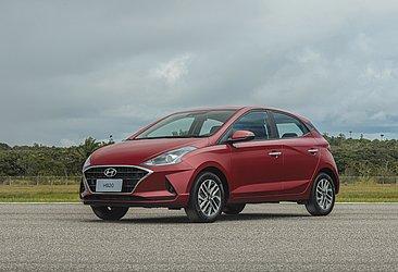 A nova geração do Hyundai HB20 é oferecido com três motorizações
