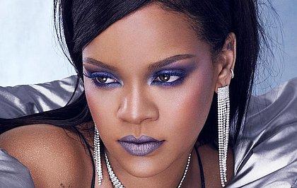 Rainha da beleza: Rihanna lançará produto para 50 tons de pele