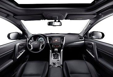 O interior tem entre as novidades o quadro de instrumentos digital