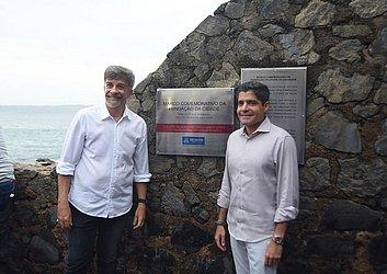 Fernando Guerreiro e ACM Neto