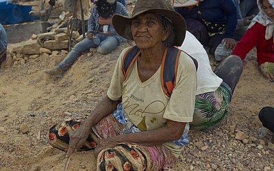 A busca pela ametista em Sento Sé, Bahia.