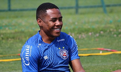 Elias deve ser a novidade entre os relacionados do Bahia para o confronto com o Botafogo