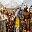 Blocos afro fazem alegria de milhares de foliões no circuitos do Carnaval