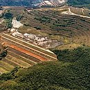 A barragem de Barão de Cocais, em Minas: nível de segurança 3, que significa ruptura iminente