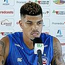 Juninho admitiu que Bahia ficou preso na marcação do Melgar