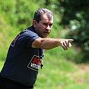 Cláudio Tencati comandará o Vitória pela primeira vez no Barradão na Série B