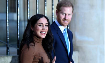 Príncipe Harry e Meghan anunciam nascimento da filha Lilibet Diana