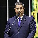 Deputado federal Coronel Tadeu (PSL-SP) ironizou colegas de partido que planejam sair do PSL (Foto: Luiz Macedo/Camara dos Deputados)