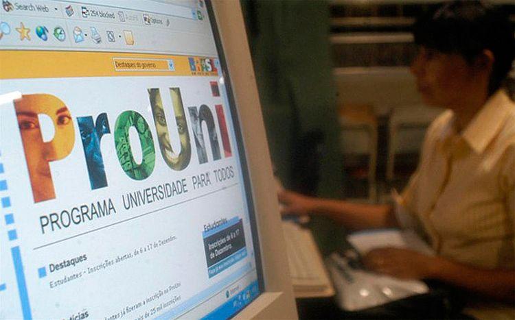 ProUni abre inscrições amanhã; consulta de vagas está aberta