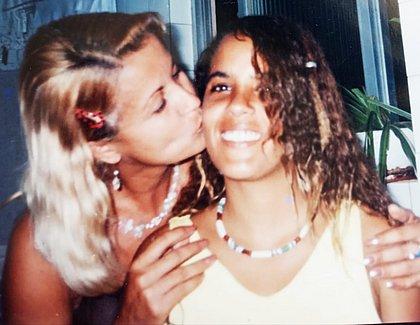 Conheça a mãe que caminhou ao lado do assassino da filha na Bahia