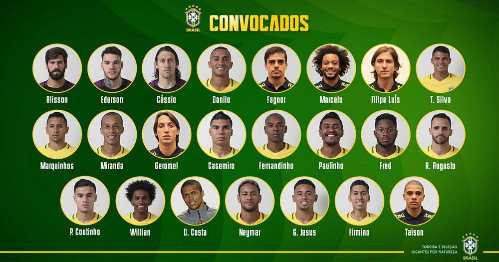 CBF/Divulgação