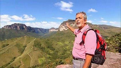 Globo Repórter vai mostrar travessia do Vale do Pati, na Chapada Diamantina