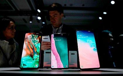 Samsung lança quatro versões do S10 e celular dobrável; conheça
