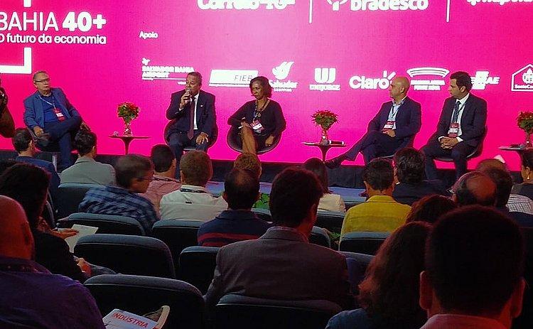 Debate Bahia 40+ aponta revolução digital para futuro da economia