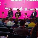 Debate Conferência Bahia 40+ discute crescimento da economia no estado (Foto: Priscila Natividade/CORREIO)