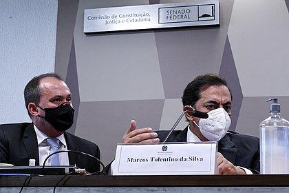 Tolentino nega ser sócio de fiadora da Covaxin, mas CPI vê relação comprovada