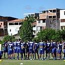 Elenco do Bahia finaliza a preparação para o clássico Ba-Vi
