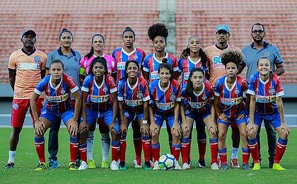Bahia anuncia fim da parceria com Lusaca e time feminino próprio