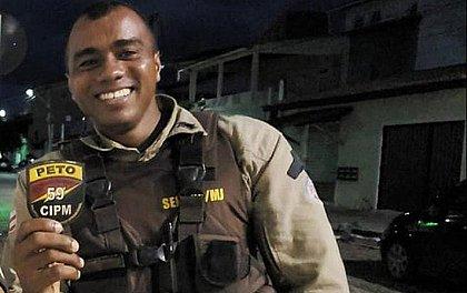 Em Abril do ano passado, o policial Joedson foi considerado um Praça Padrão pela Polícia Militar