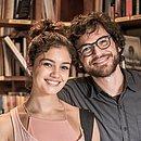Sophie Charlotte e Emilio Dantas são Maria Alice e Paulo