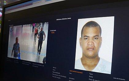 Reconhecimento Facial localiza traficante foragido no metrô de Salvador