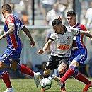 Volante tricolor, Ronaldo marca Rossi em São Januário