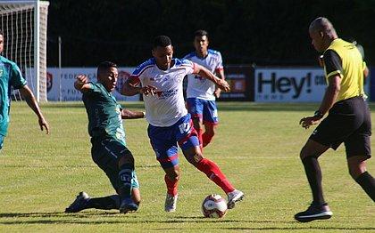Bahia não jogou bem e empatou com o Vitória da Conquista