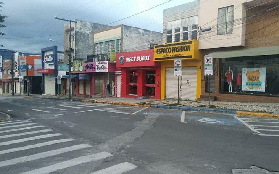 Comércio de Senhor do Bonfim poderá ser retomado em horário reduzido -  Jornal CORREIO | Notícias e opiniões que a Bahia quer saber