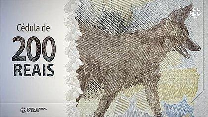 Nova nota tem o mesmo tamanho da atual cédula de R$20