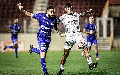 Vitória e Confiança ficaram no 1x1 pela Série B