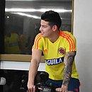 James Rodríguez, meia da Colômbia