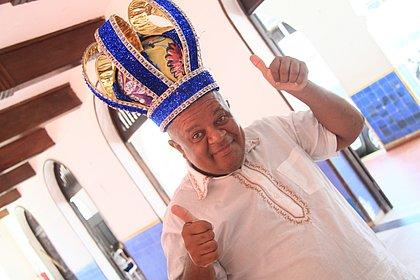 Educador social de 42 anos é eleito Rei Momo do Carnaval 2019 de Salvador