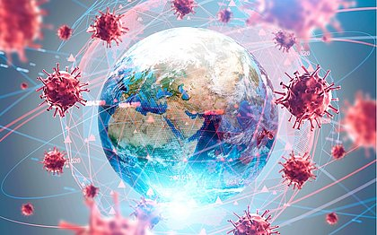 Pandemia do coronavírus já deixou mais de 40 mil mortos no mundo
