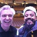 David Byrne e Gustavo Di Dalva