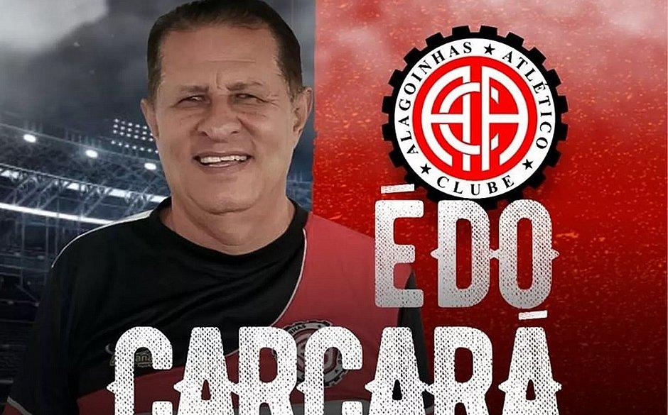 Arnaldo Lira foi anunciado pelo Atlético de Alagoinhas