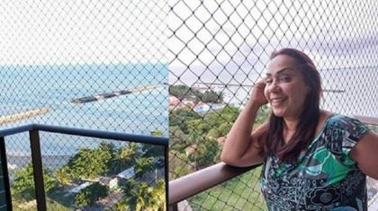 Novo prédio de Gil do Vigor tem vista para o mar, piscina e campo de futebol; fotos