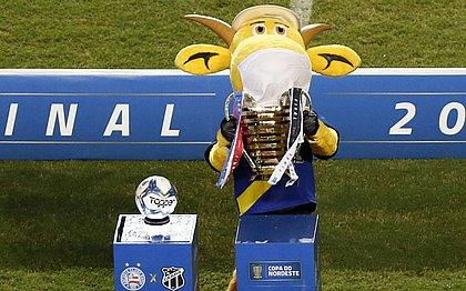 Pelo segundo ano seguido, Bahia e Ceará decidem a final da Copa do Nordeste