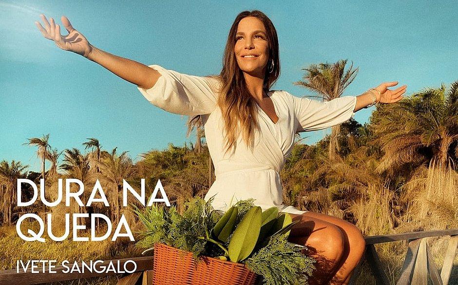Novo clipe de Ivete Sangalo foi dirigido por ela mesma e gravado na Praia do Forte