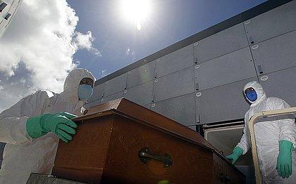 Covid-19: Bahia ultrapassa 325 mil casos e já tem 7.128 mortes