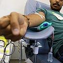 No Brasil, cerca de 1,6% da população doa sangue